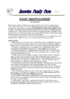 basic-showmanship